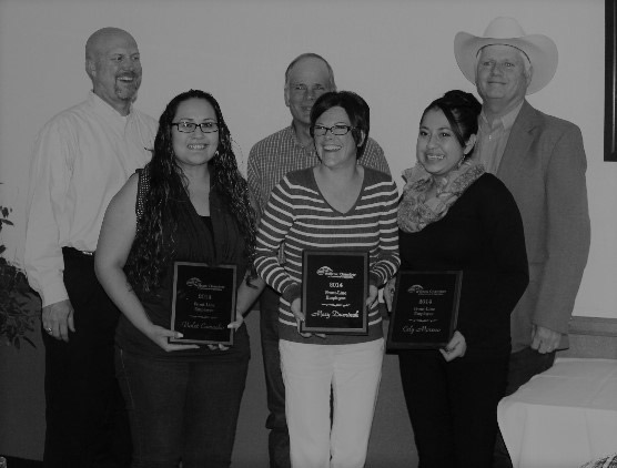 Willcox Branch award group photo